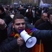 Arménie : l'opposition appelle à une grève générale à partir de mardi