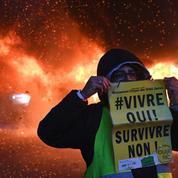Manifestation à Paris : une «gilet jaune» mise en examen, soupçonnée de déclencher le «black bloc»