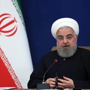 Iran : le président Rohani se dit «très heureux» du départ de Donald Trump