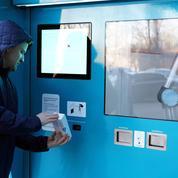 La Lettonie lance une station automatisée de dépistage du virus