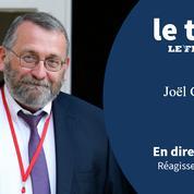 L'invité du Talk est Joël Giraud