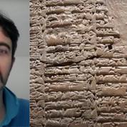Un archéologue de 38 ans déchiffre l'écriture du royaume d'Elam, langue vieille de quatre millénaires