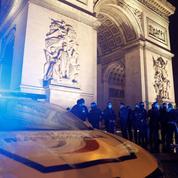 Manifestation devant l'Arc de Triomphe : les policiers convoqués en vue d'une sanction