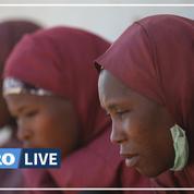 Nigeria : Boko Haram diffuse une vidéo des lycéens enlevés présumés