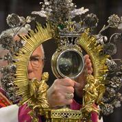 Cette année, le miracle de San Gennaro n'a pas eu lieu à Naples