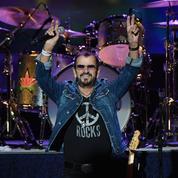 De nouveaux titres, un livre et des peintures : le confinement très productif de Ringo Starr