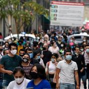 Covid-19 : Mexico suspend les activités non essentielles jusqu'au 10 janvier