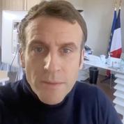 Covid-19 : «Je vais bien», affirme Macron qui demande aux Français de «faire attention» durant les fêtes