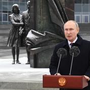 Vladimir Poutine fait l'éloge des espions russes «courageux»