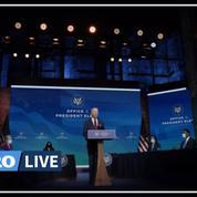 Climat : voici l'équipe de Joe Biden pour lutter contre «la menace existentielle» du réchauffement