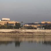 Irak: des tirs de roquettes visent l'ambassade américaine