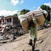 Honduras: les dégâts des ouragans de novembre estimés à 1,8 milliard de dollars