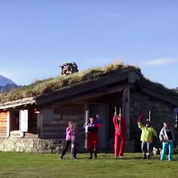 Ariège : des agriculteurs tournent un clip vidéo pour promouvoir les produits locaux