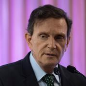 Le maire de Rio arrêté dans le cadre d'une affaire de corruption présumée