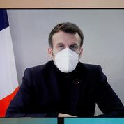 Macron s'entretient avec Poutine et Zelensky du conflit russo-ukrainien