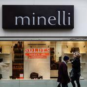 Vivarte, réduit à Caroll et Minelli, a perdu 26% de son chiffre d'affaires sur 2019-20