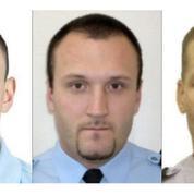 Puy-de-Dôme : Arno Mavel, Cyrille Morel et Rémi Dupuis, trois gendarmes «chargés de famille»