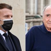 Emmanuel Macron salue en Claude Brasseur un «immense acteur» qui «endossait tous les costumes»