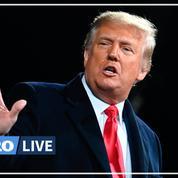 Trump rejette le plan de relance du Congrès et le qualifie de «honte»