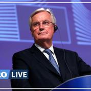 Brexit: l'UE «sera aux côtés des pêcheurs européens», assure Michel Barnier
