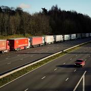 Plus de 4500 routiers bloqués à Douvres ont pu repartir