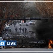 États-Unis : violente explosion dans le centre-ville de Nashville
