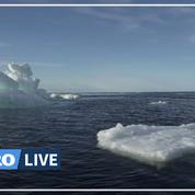 Russie : un navire de pêche coule dans l'Arctique, 17 personnes portées disparues