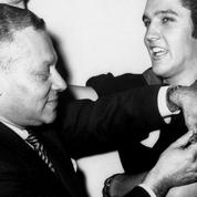 Montrant l'exemple à la télévision, Elvis Presley se faisait vacciner contre la polio