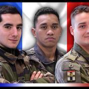 Qui étaient les trois militaires français tués lundi au Mali ?