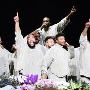 Après son échec à la présidentielle, Kanye West se console avec un nouvel album de sa chorale gospel