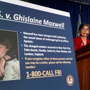 Affaire Epstein : maintien en détention de Ghislaine Maxwell