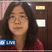 Pompeo réclame la libération en Chine de la «journaliste citoyenne» ayant couvert le Covid
