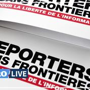 50 journalistes tués en 2020, la plupart dans des pays en paix