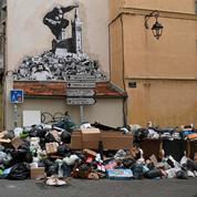 Un accord conclu pour la fin de la grève des éboueurs dans une partie de Marseille
