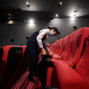 Covid-19: la fréquentation des cinémas français chute de près de 70% en 2020