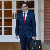 Espagne : le ministre de la Santé va quitter le gouvernement