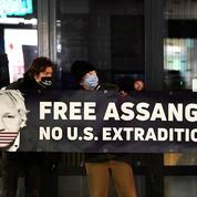 Le gouvernement allemand «suit avec inquiétude» la procédure d'extradition d'Assange