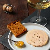 Foie gras, saumon, champagne... Pour ce Nouvel an les Français mangeront moins mais mieux