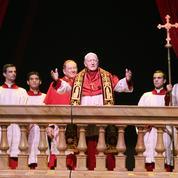 Quand Robert Hossein racontait Jean Paul II, «un homme blessé, profond, douloureux»