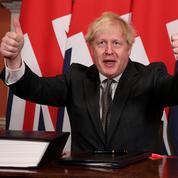Brexit : le Royaume-Uni sera «ouvert, généreux et tourné vers l'extérieur», affirme Boris Johnson
