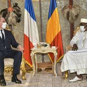 Jean Castex s'est entretenu avec le président tchadien