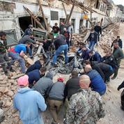 Croatie : des mobile-homes pour les victimes d'un séisme meurtrier