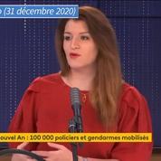 Marlène Schiappa : «les policiers ne vont pas aller voir si vous êtes 6 à table»