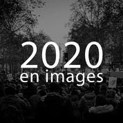 Réforme des retraites, Covid-19, mouvements sociaux : l'année 2020 vue de la rue