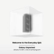 Le Galaxy S21 de Samsung, la première grande nouveauté de l'année dans les smartphones
