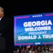 Convaincus que Trump a gagné, les républicains de Géorgie restent mobilisés pour le Sénat