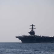 Face à la menace iranienne, les États-Unis maintiennent un porte-avions dans le golfe persique