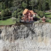 Les photos impressionnantes des catastrophes naturelles de 2020