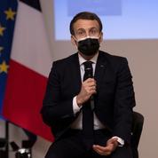 Covid-19: Macron dévoile aux élus ses pistes pour accélérer la vaccination
