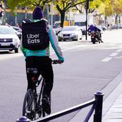 Nouvelle action des livreurs de repas à Saint-Etienne
